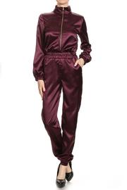 Muttle Muzzanghee Purple Jumpsuit - Product Mini Image