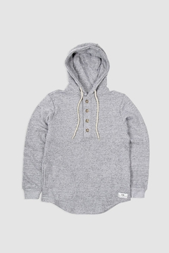 Shoptiques Product: Camping Hoodie - Grey