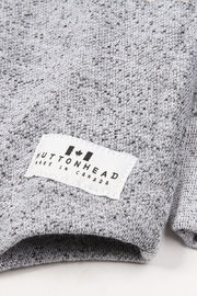 Muttonhead Camping Hoodie - Grey - Side cropped