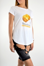 Muy Gala Tequenos T-Shirt - Front full body