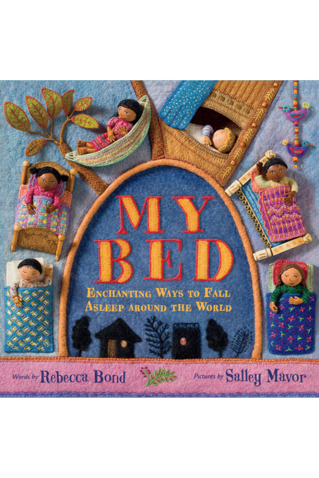 Houghton Mifflin Harcourt  My Bed: Enchanting Ways to Fall Asleep Around the World - Main Image