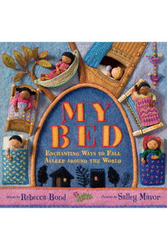 Houghton Mifflin Harcourt  My Bed: Enchanting Ways to Fall Asleep Around the World - Alternate List Image