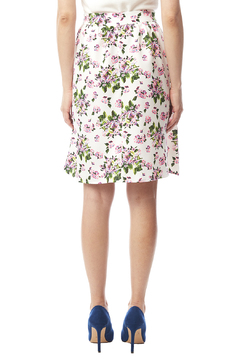 My Beloved Floral A-Line Skirt - Alternate List Image