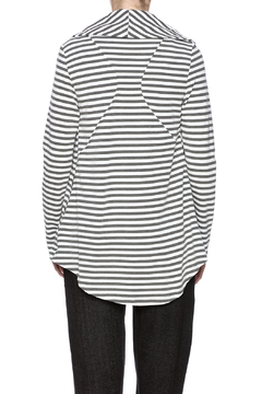 My Beloved Kristin Striped Sweater - Alternate List Image