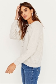 Project Social T My Christmas List Cozy Pullover - Front full body