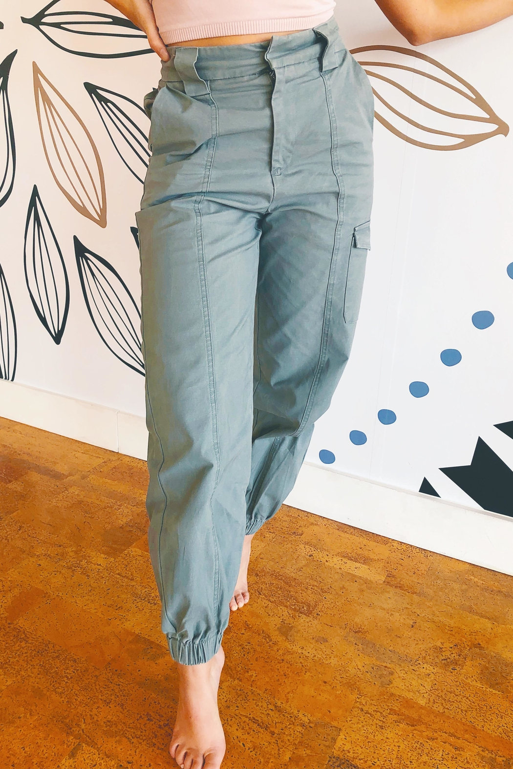 LURV My Command Pant - Front Full Image