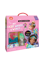 Klutz My Fairy Wands & Wings - Product Mini Image