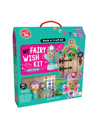 Klutz My Fairy Wish Kit - Front cropped