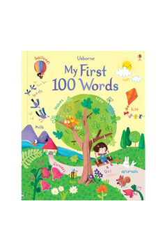 Usborne My First 100 Words - Alternate List Image