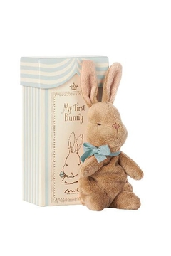 Maileg My First Bunny-Blue - Product List Image