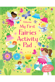 Usborne My First Fairies Activity Pad - Product Mini Image