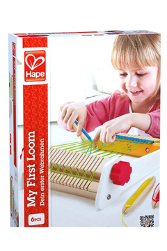 Hape My First Loom - Alternate List Image
