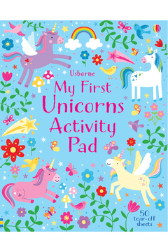 Shoptiques Product: My First Unicorns Activity Pad
