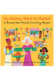 Barefoot Books My Granny Went to Market: A Round-the-World Counting Rhyme - Product Mini Image