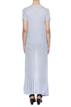 My Story Grey Slit Dress - Alternate List Image