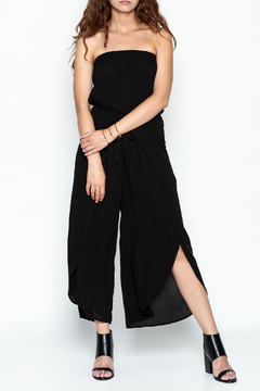 My Story Wrap Front Jumpsuit - Product List Image