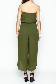 My Story Wrap Front Jumpsuit - Back cropped