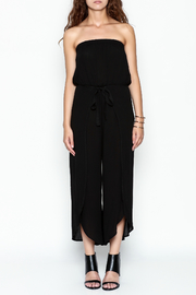 My Story Wrap Front Jumpsuit - Front full body
