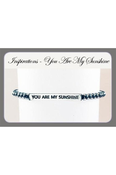 Savvy Designs My Sunshine Bracelet - Alternate List Image