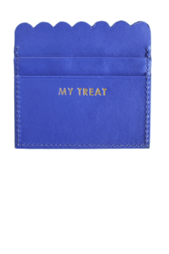 Packed Party My Treat Scalloped Card Holder - Alternate List Image