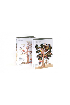 Londji My Tree Reversible 50 Piece Puzzle - Product List Image
