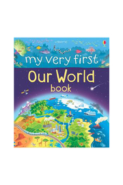 Usborne My Very First Our World Book - Product Mini Image