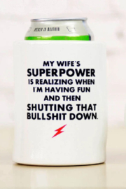MERIWETHER My Wife's Superpower - Product Mini Image