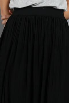 My Beloved Black Maxi Skirt - Alternate List Image