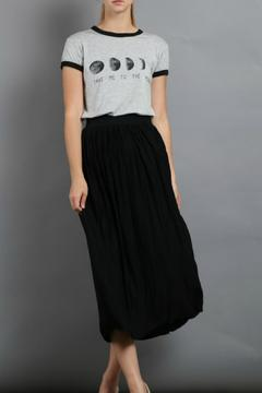 My Beloved Black Maxi Skirt - Product List Image