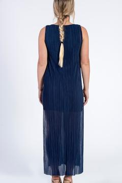My Beloved Navy Maxi Dress - Alternate List Image