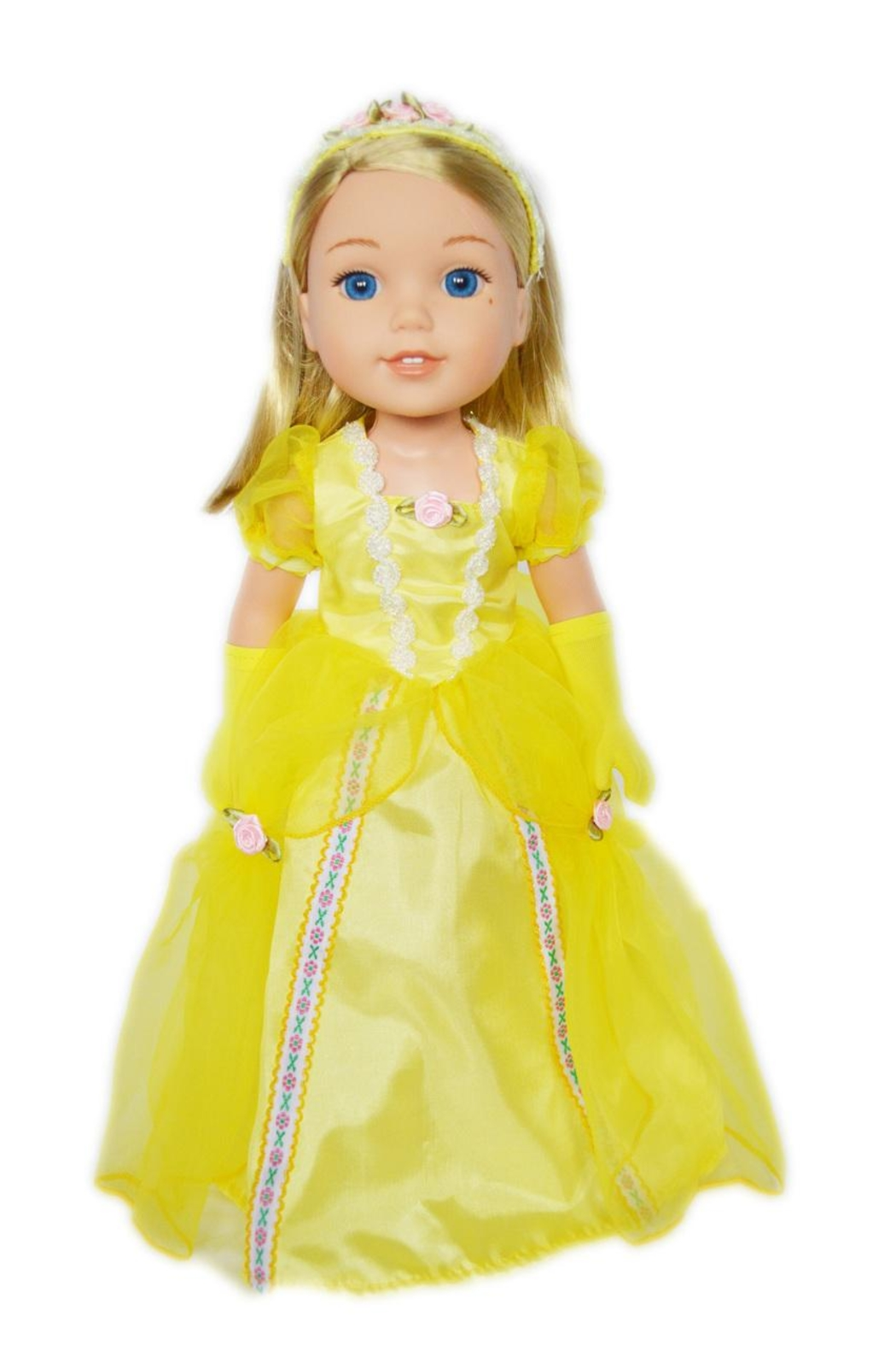 My Brittany's Doll Belle Dress - Main Image