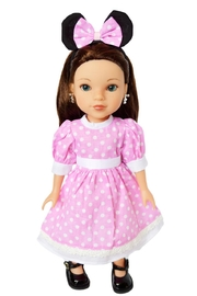 My Brittany's Doll Minnie Inspired Dress - Front cropped