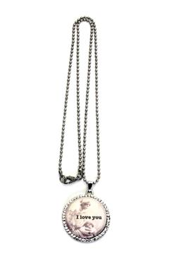 My Favorite Things Necklace Love You - Alternate List Image