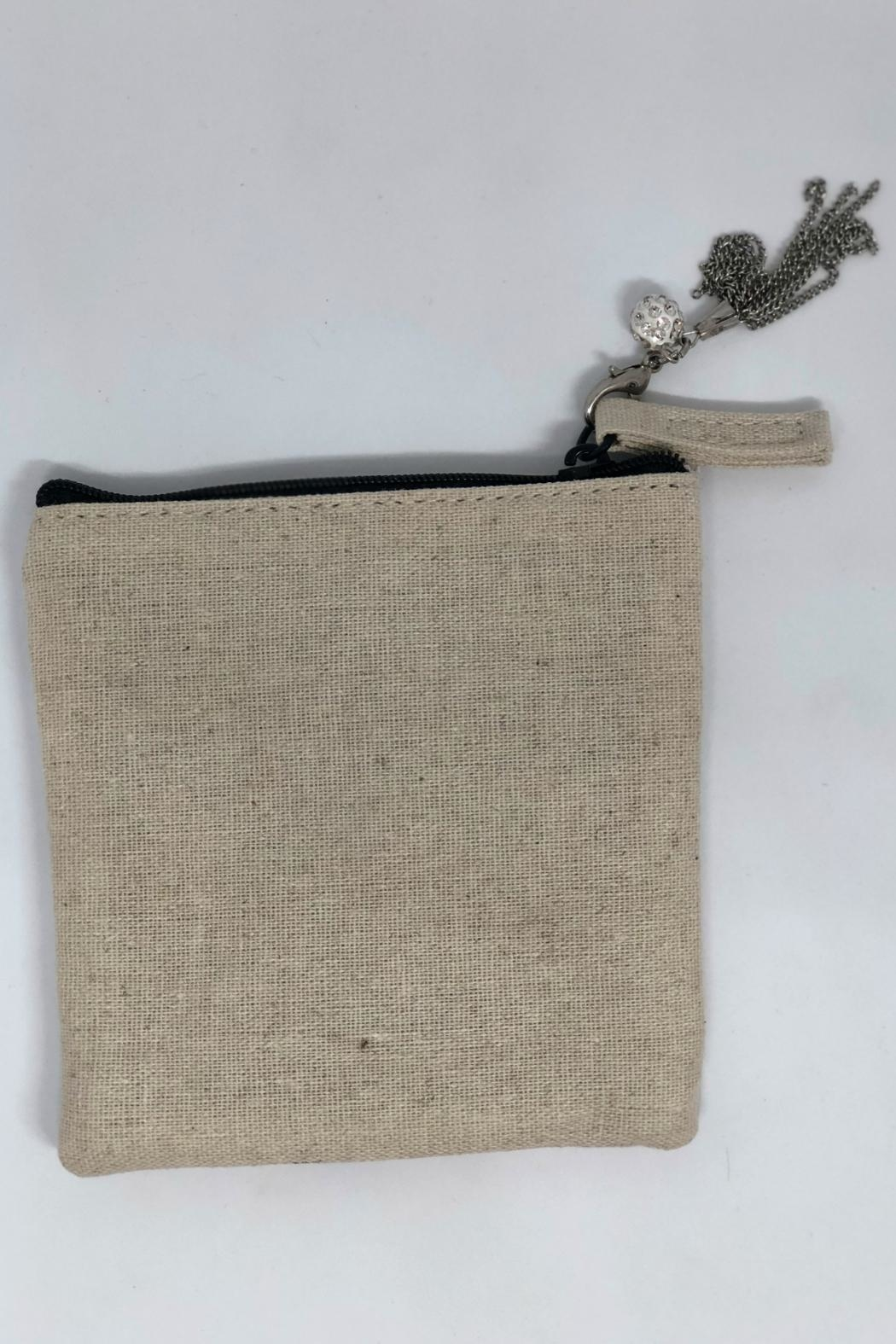 My Favorite Things Vintage Pouch (Flexible) - Front Full Image
