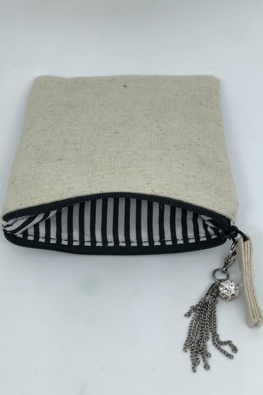 My Favorite Things Vintage Pouch (Flexible) - Side Cropped Image