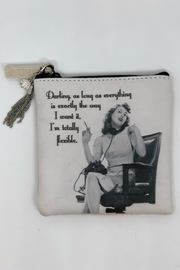 My Favorite Things Vintage Pouch (Flexible) - Product Mini Image