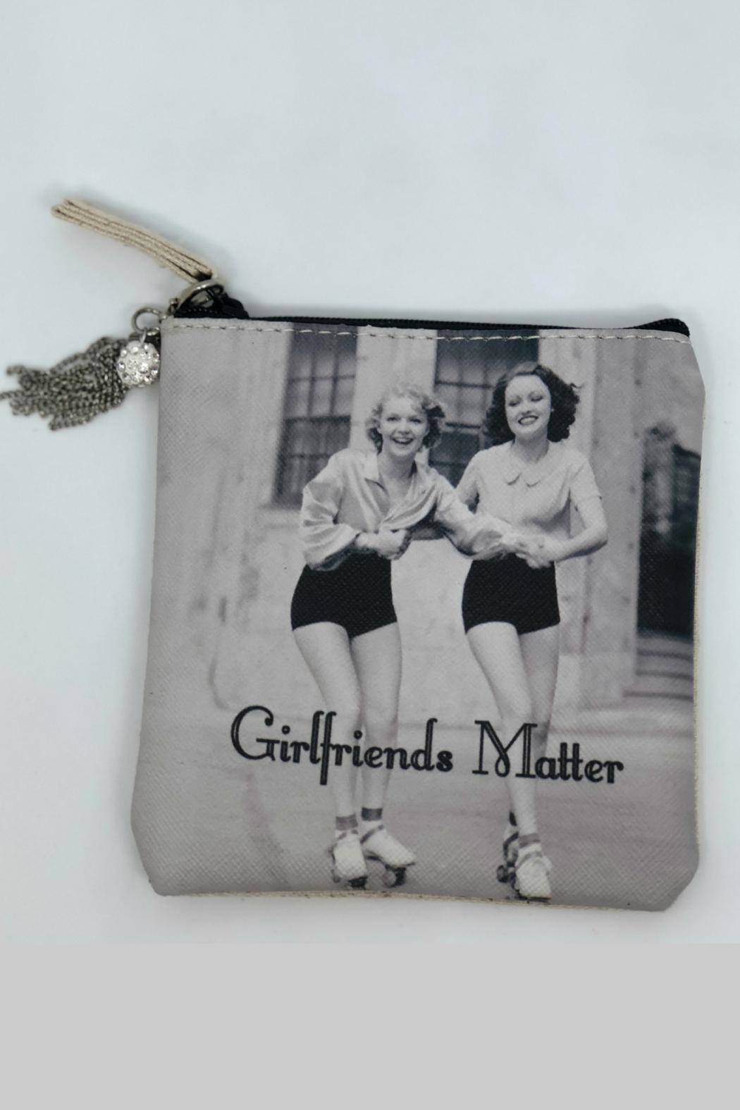 My Favorite Things Vintage Pouch (Girlfriends) - Main Image