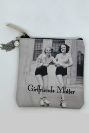 My Favorite Things Vintage Pouch (Girlfriends) - Front cropped