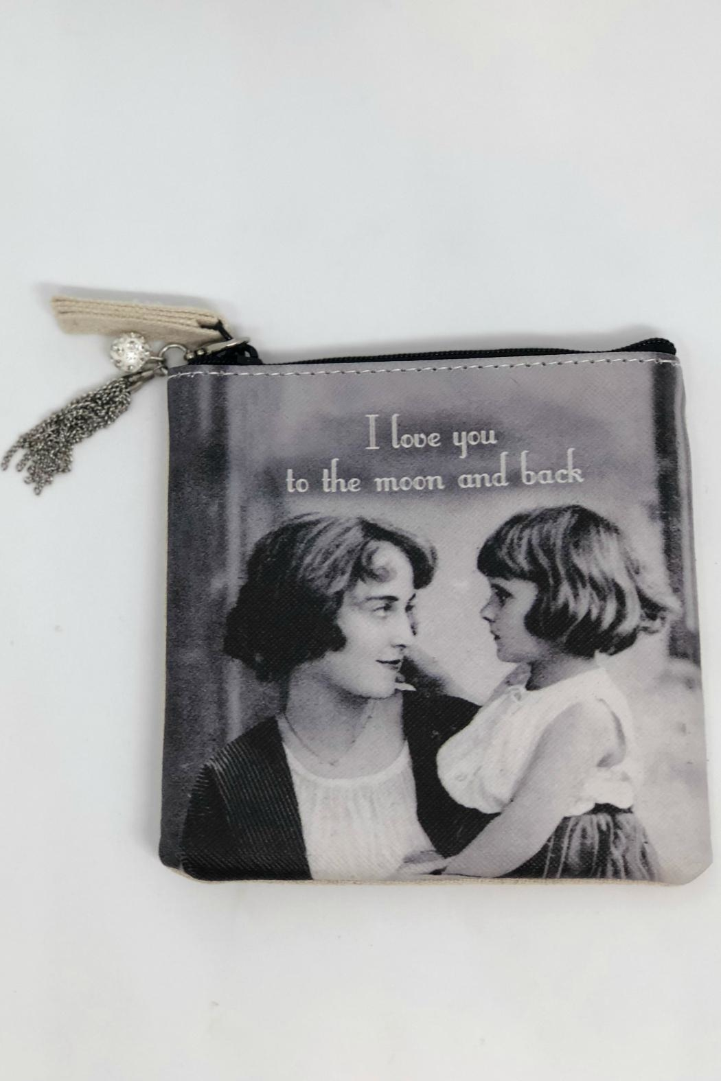 My Favorite Things Vintage Pouch (Moon) - Main Image