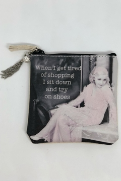 My Favorite Things Vintage Pouch (Shopping) - Product List Image