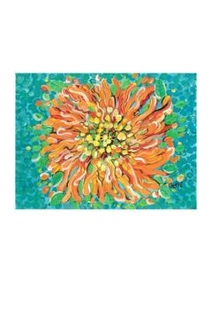 Shoptiques Product: Floral Canvas Placemats