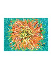 My Island Floral Canvas Placemats - Product Mini Image