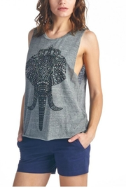 My Land Muscle Top Elephant - Product Mini Image