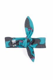 My Little Bandit Tie On Headband - Front cropped