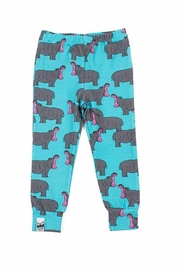 My Little Bandit Hippo Leggings - Product Mini Image