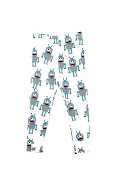 Shoptiques Product: Robot Leggings