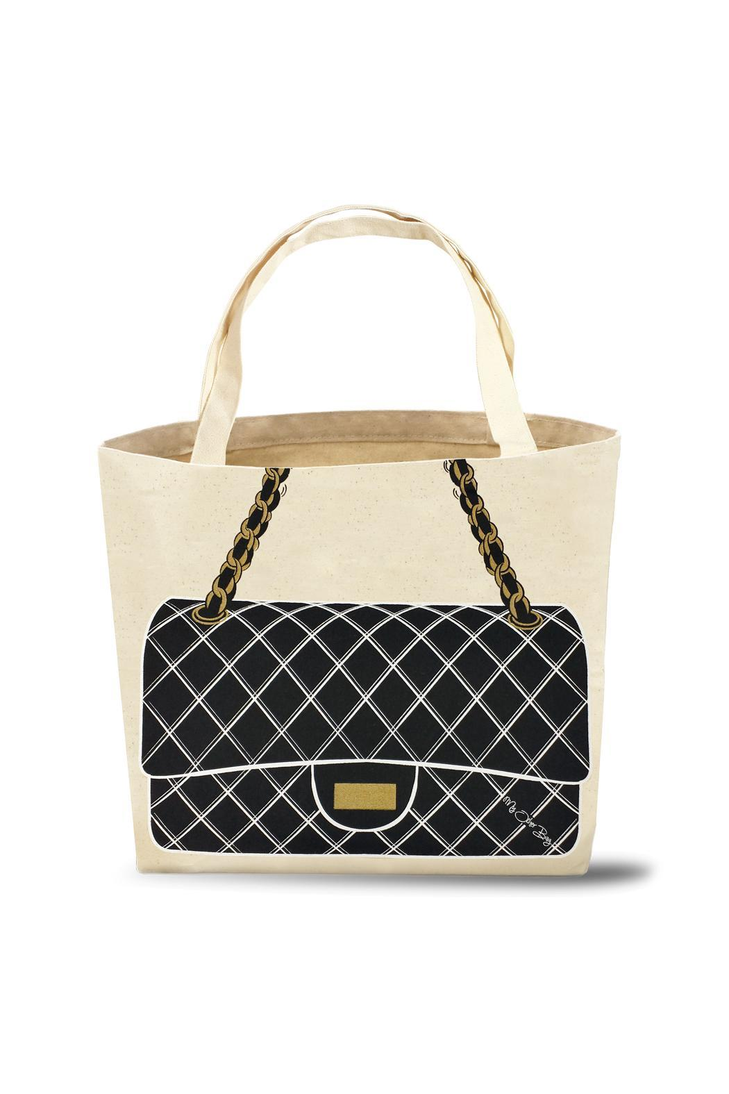 My Other Bag Jackie Canvas Tote from California by ...