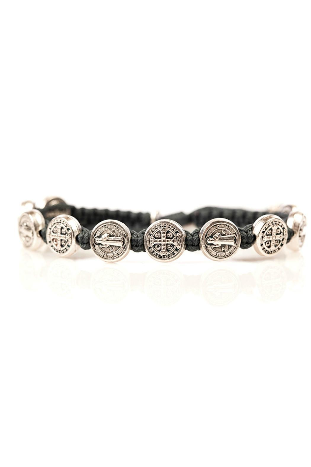 My Saint My Hero Benedictine Blessing Bracelet - Main Image