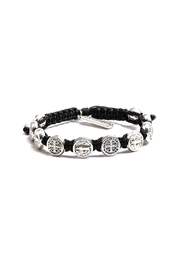 My Saint My Hero Benedictine Blessing Bracelet - Front cropped