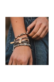 My Saint My Hero Miraculous Mary Blessing Bracelet - Side cropped